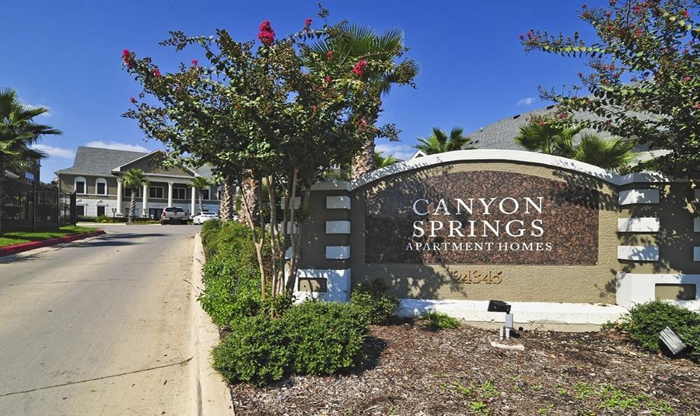 Canyon Springs Apartments San Antonio, TX
