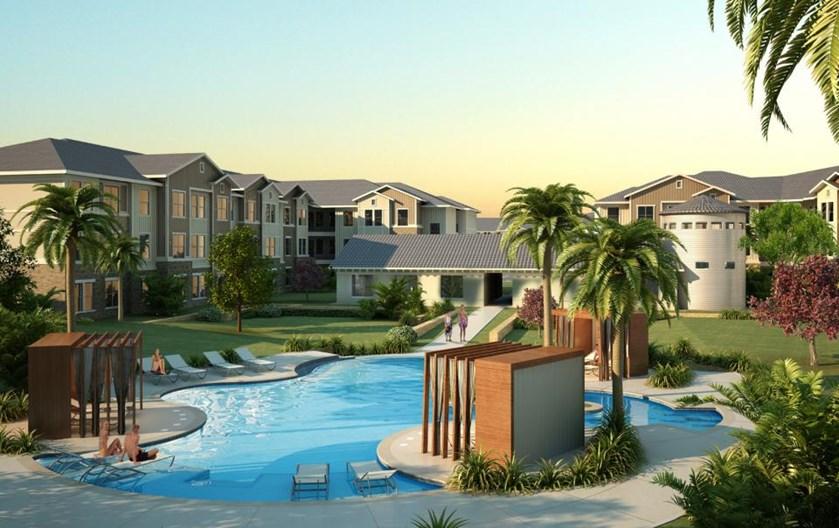 Mustang Ranch Apartments