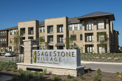 Sagestone Village Apartments Fort Worth, TX