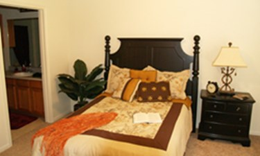 Bedroom at Listing #227091