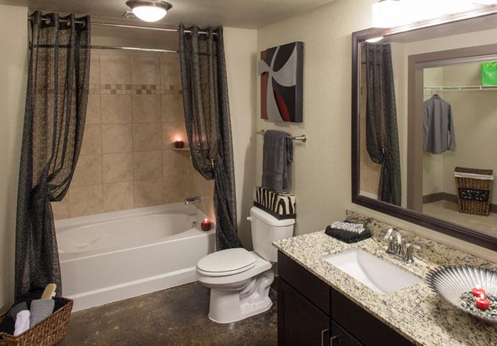 Bathroom at Listing #225976