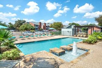 Pool at Listing #136331