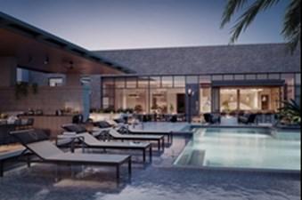 Pool at Listing #311059