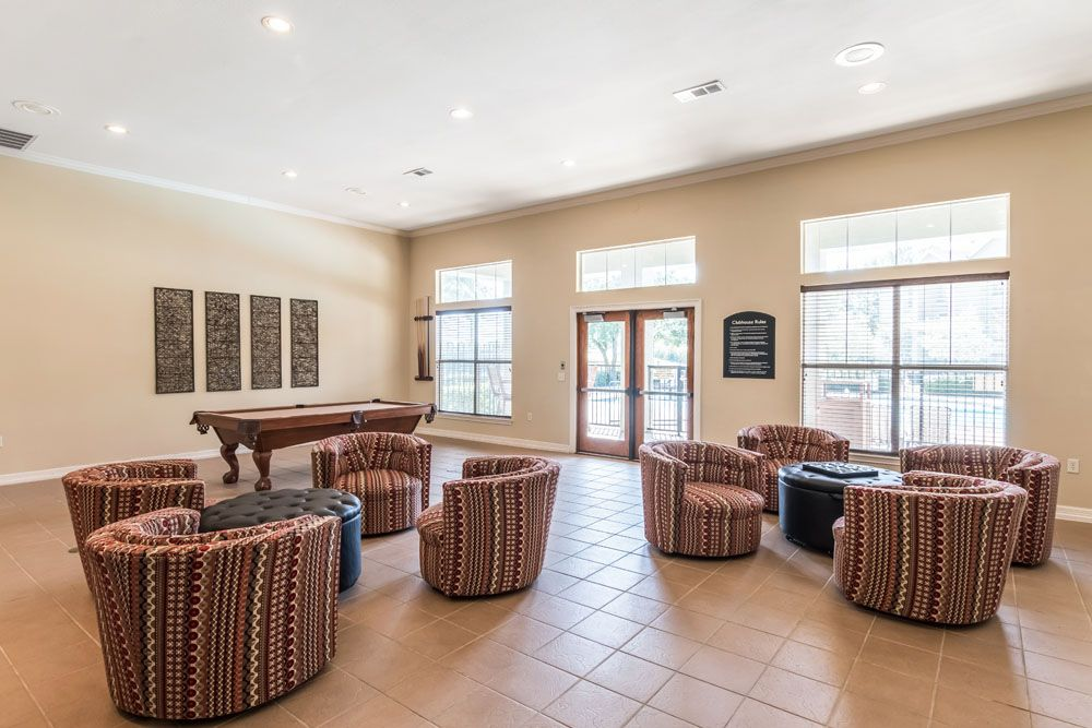 Clubhouse at Listing #137942