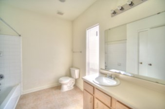 Bathroom at Listing #140083