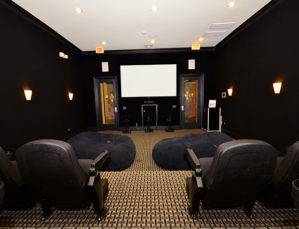 Movie Theater at Listing #147768