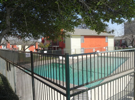 Pool at Listing #136743