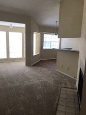 Living/Dining at Listing #136445
