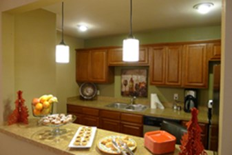 Kitchen at Listing #136713