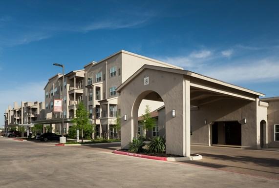 Franklin Park Alamo Heights Apartments