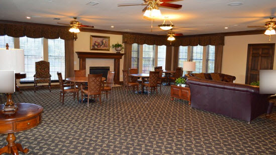 Clubhouse at Listing #140035