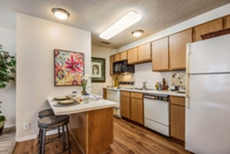 Kitchen at Listing #136144