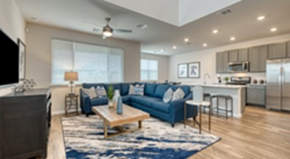 Living Area at Listing #292800