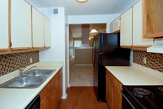 Kitchen at Listing #140566