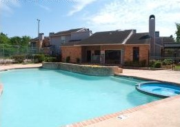 Pool at Listing #139432