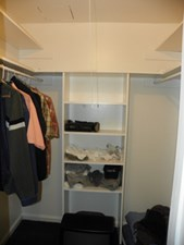 Closet at Listing #150778