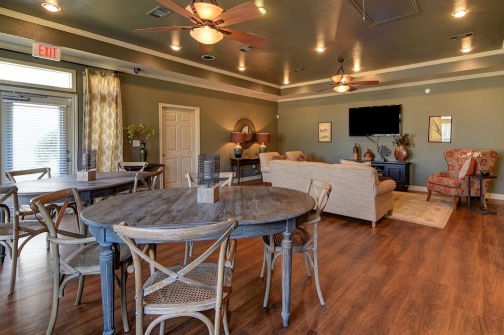 Clubhouse at Listing #141452
