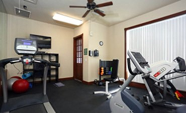 Fitness Center at Listing #140665