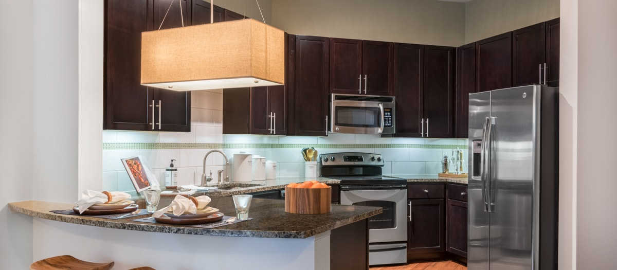 Kitchen at Listing #149070