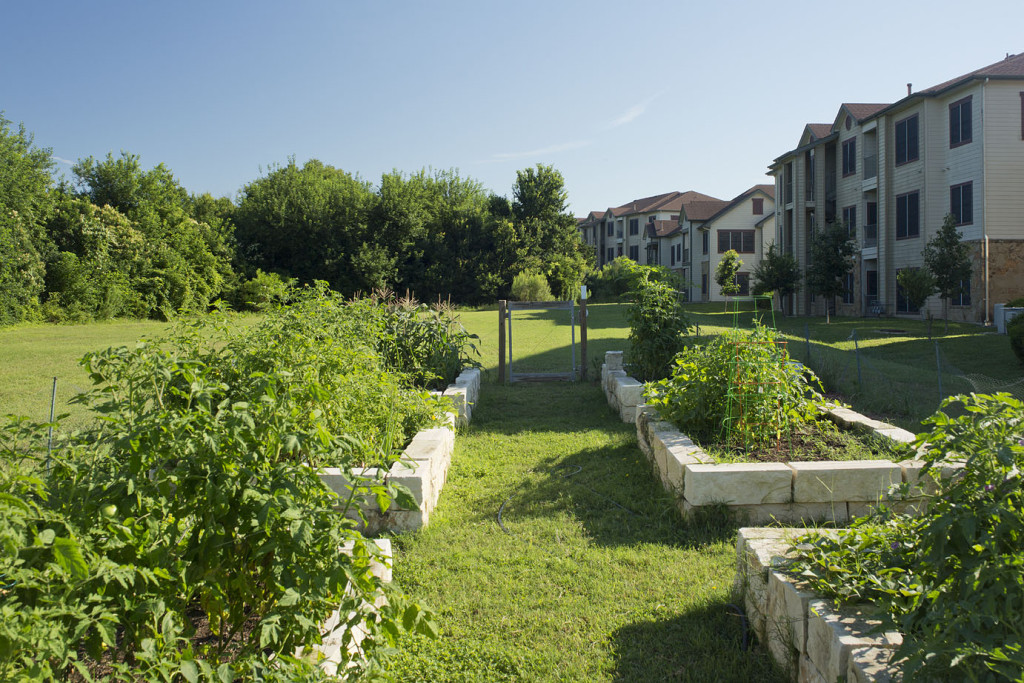 Garden at Listing #143404