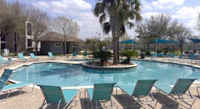 Pool at Listing #144564