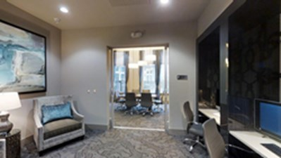 Business Center at Listing #275527