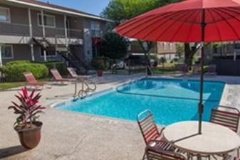Pool at Listing #140862