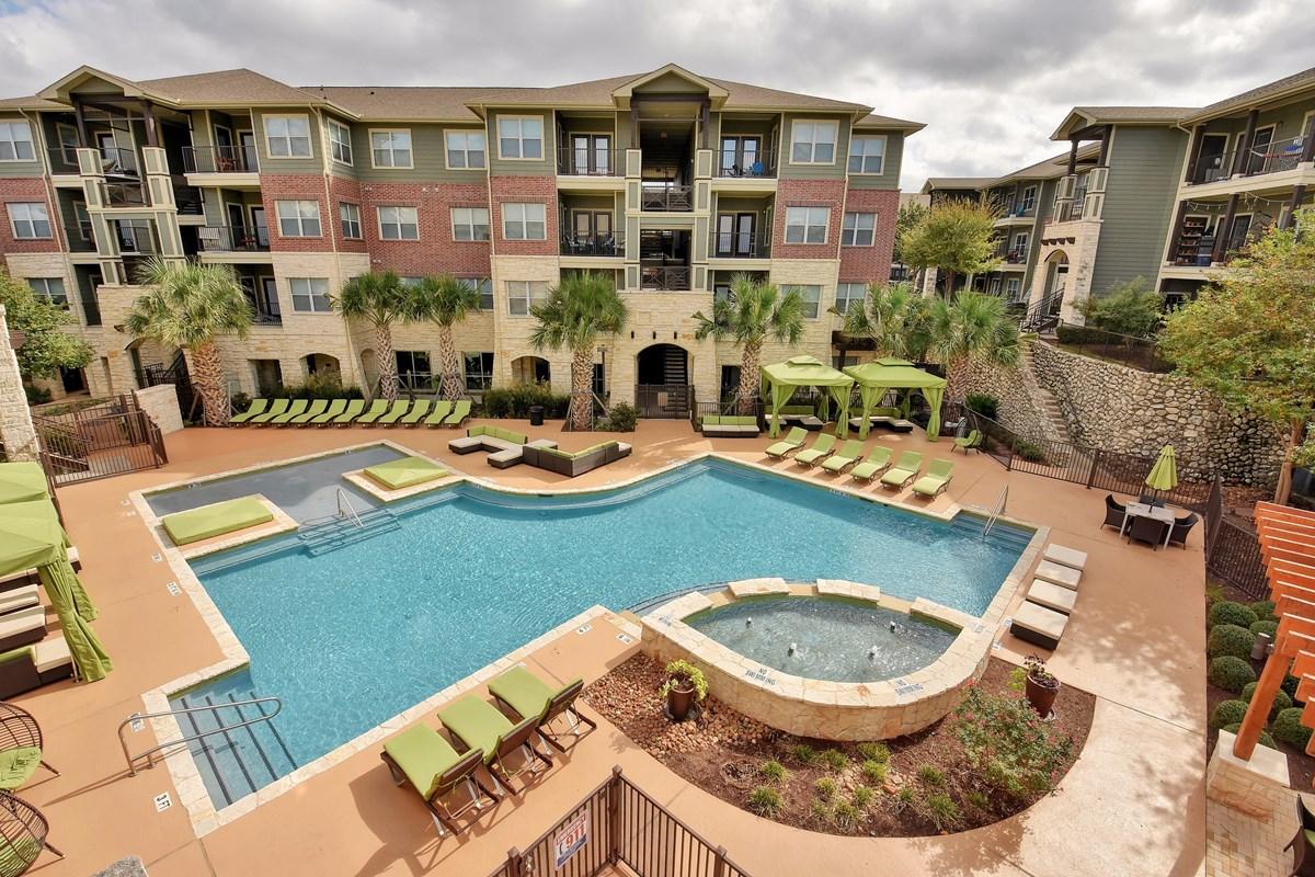 Agave at South Congress Apartments Austin TX