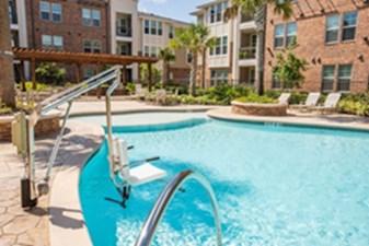 Pool at Listing #291837