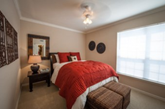 Bedroom at Listing #138804