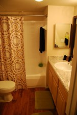 Bathroom at Listing #136168