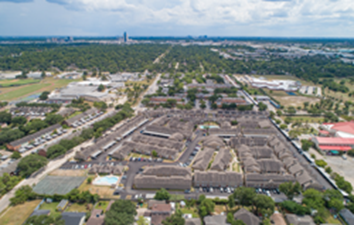 Aerial View at Listing #139985
