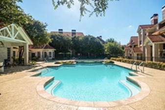 Pool at Listing #140599