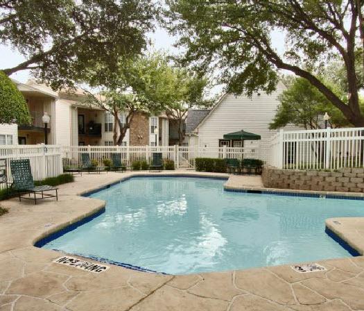 Pool at Listing #135951