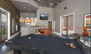 Gameroom at Listing #138087