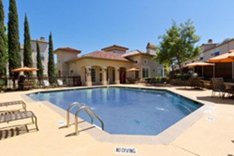 Pool at Listing #137940