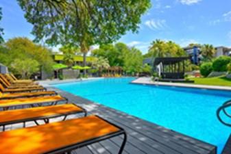 Pool at Listing #140346