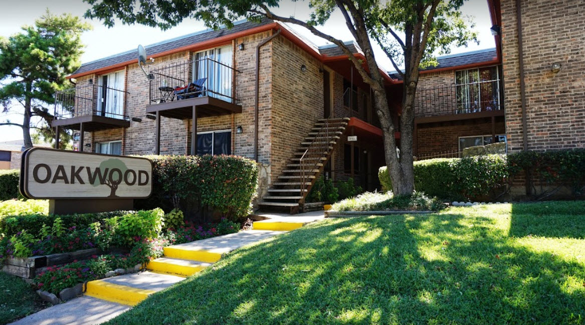 Oakwood Apartments Dallas TX