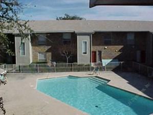 Pool Area at Listing #136143