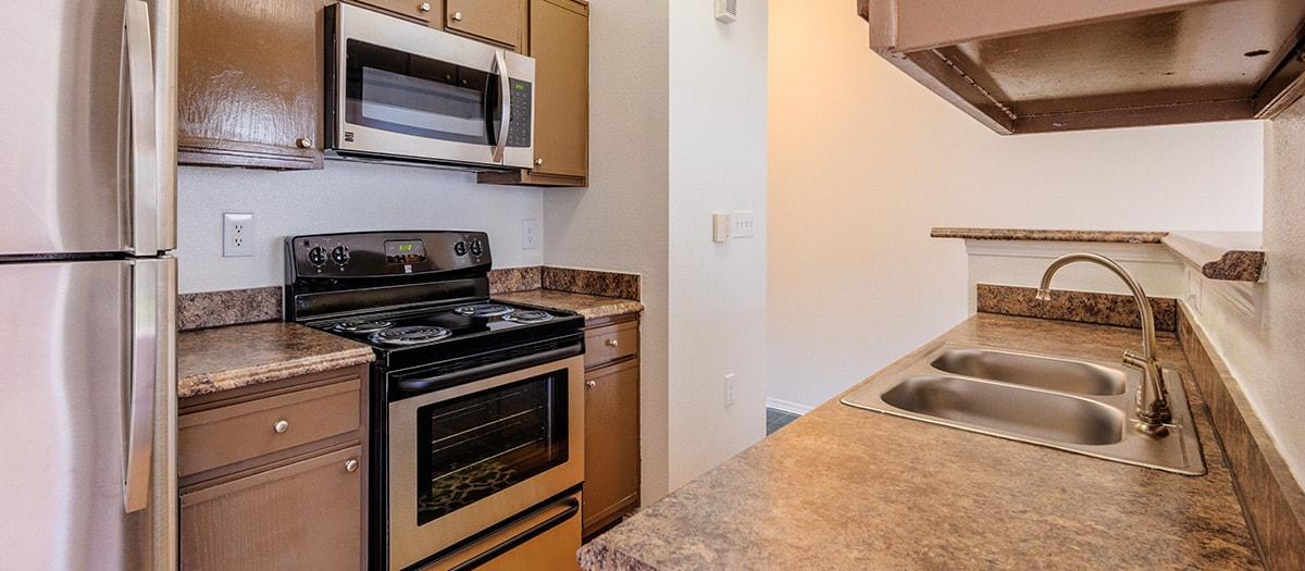Kitchen at Listing #140775