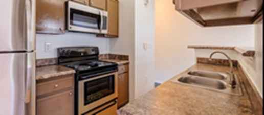 Kitchen at Listing #140775