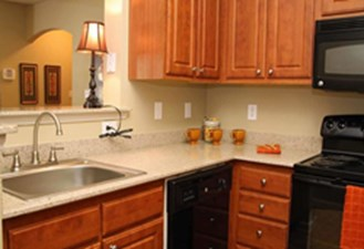 Kitchen at Listing #150453