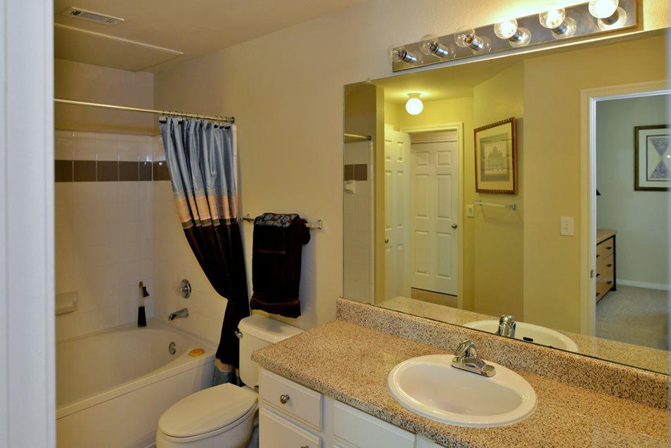 Bathroom at Listing #137686