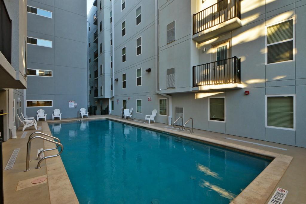 Pool at Listing #267355