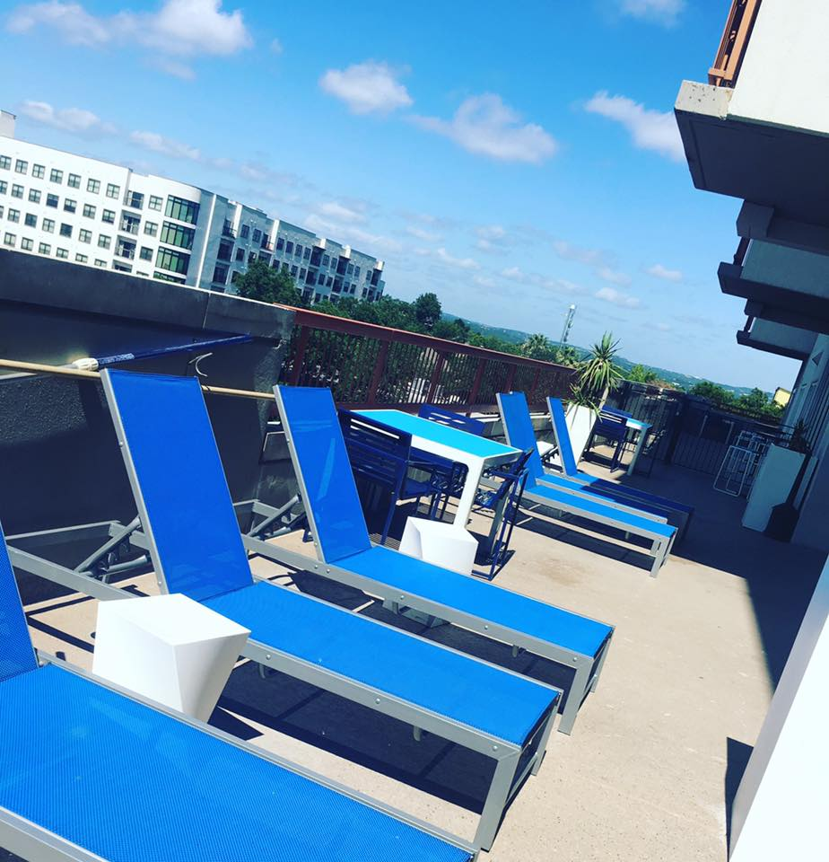 Rooftop Deck at Listing #146226