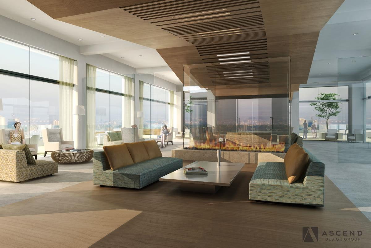 9th Floor Lounge at Listing #275971
