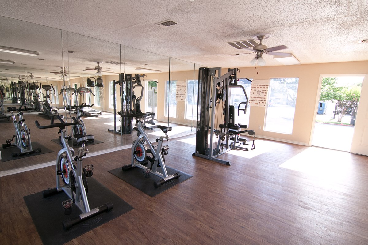 Fitness at Listing #136767