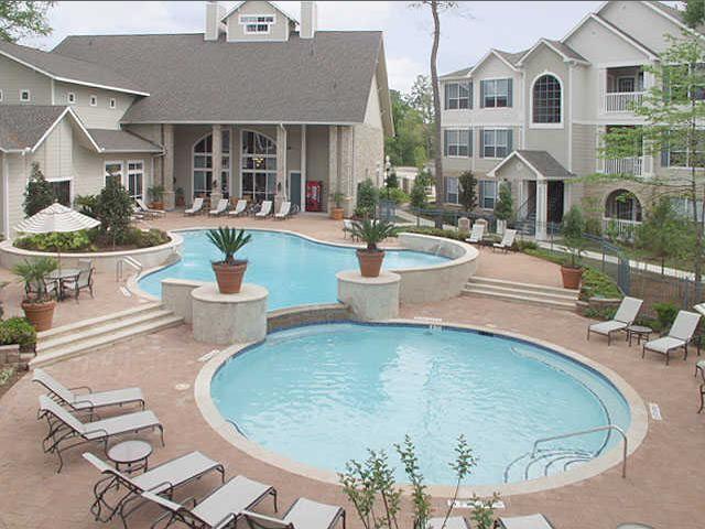 Pool at Listing #139641