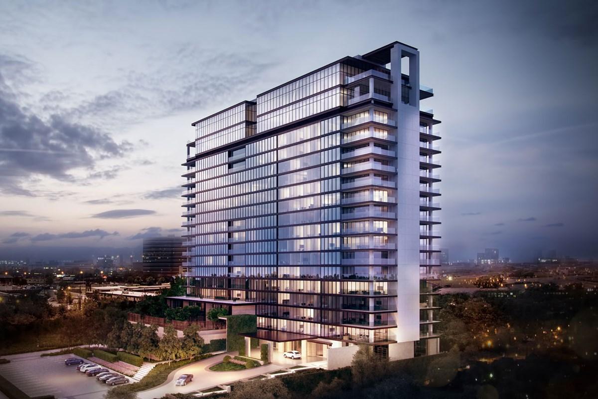 River Oaks Hi Rise Apartments Houston TX