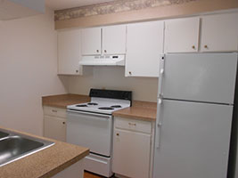 Kitchen at Listing #141208